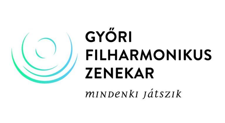 Zenél a Győri Filharmonikus Zenekar