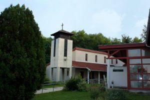 Templom Oroszlány