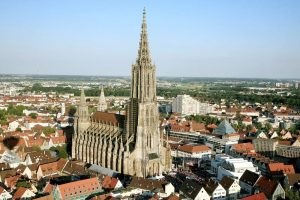 Nagytemplom - Ulm