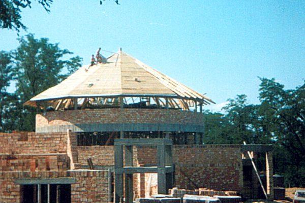 Templom építés Oroszlány